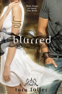 Blurred cover